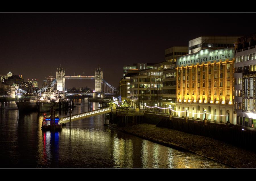 London Bridge - HDRi by Wayman