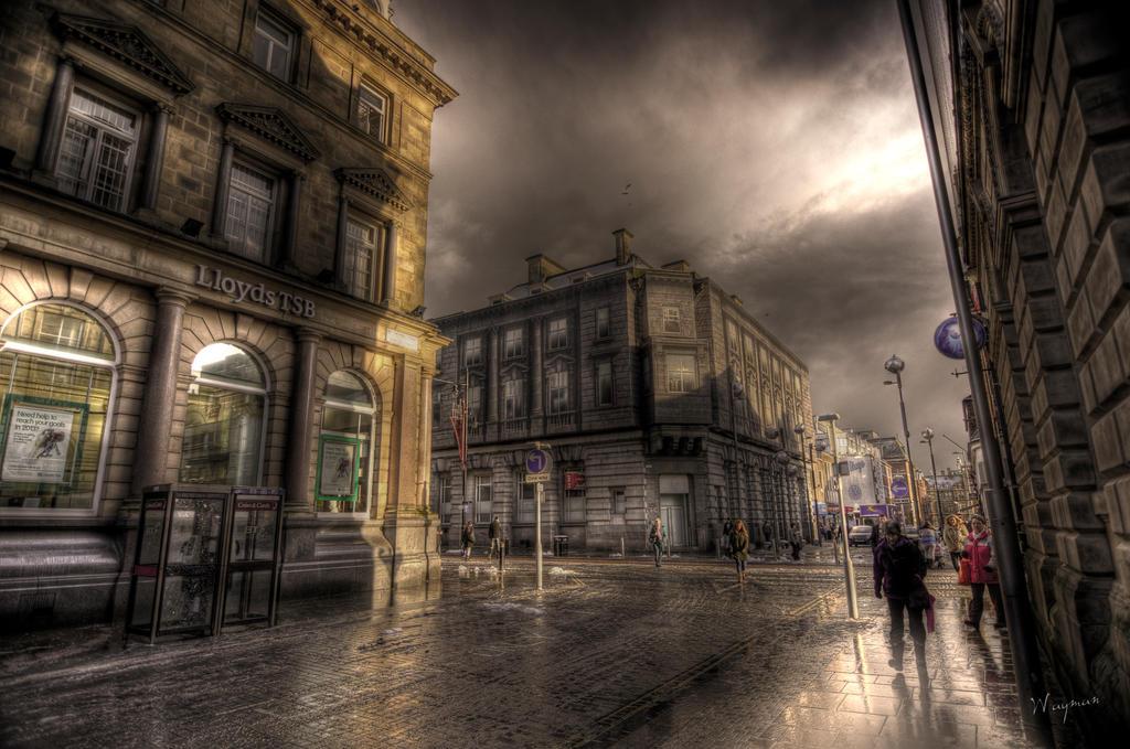 Ripper Street - HDRi by Wayman