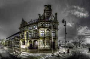 The Post Office of Bygone Days - Pano - HDRi by Wayman