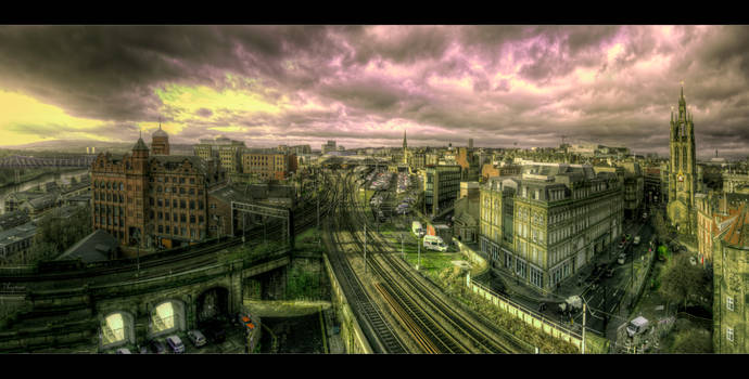 The Heart of the City by Wayman