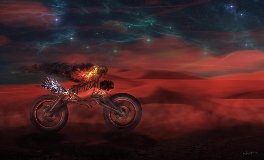 Gehenna by Wayman