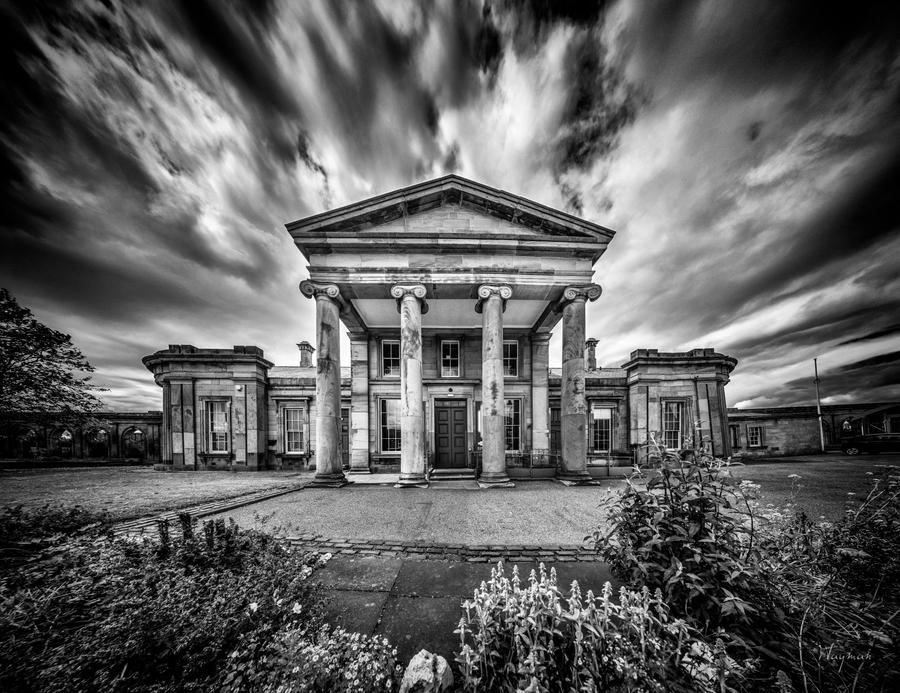 Monkwearmouth Station by Wayman