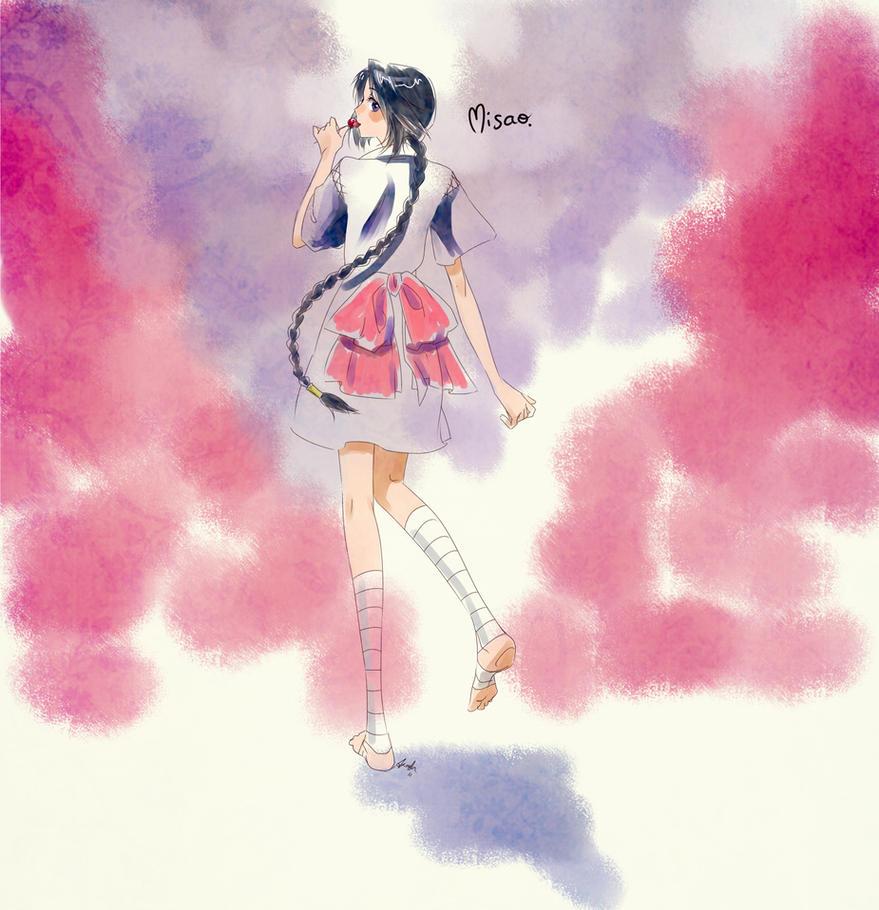 Misao chan by oKaShira2