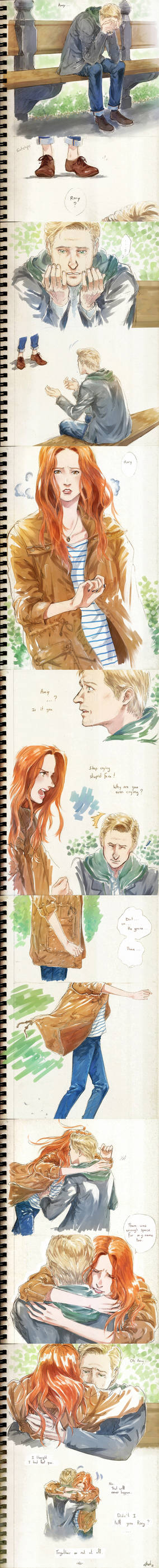 Amy and Rory Post-TATM