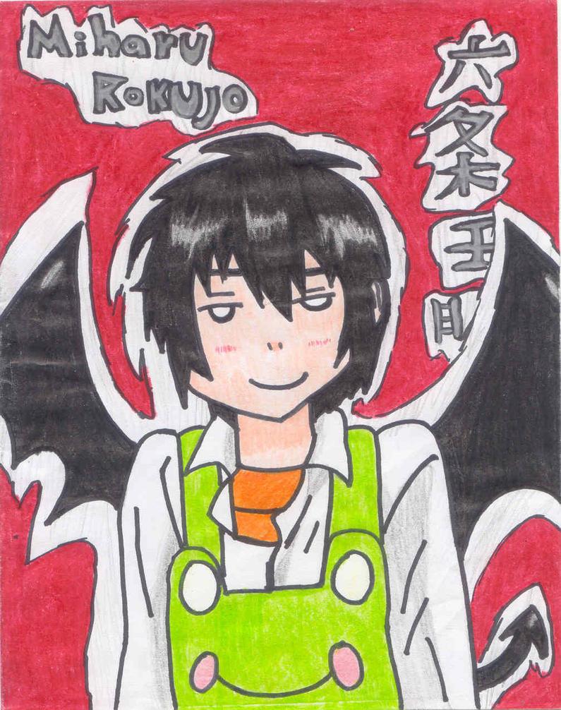 Cute Miharu Rokujo by Lupis2000