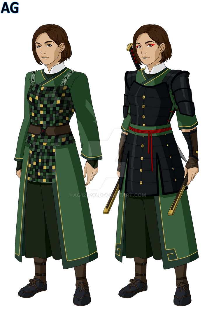 Avatar: The Last Airbender - Adult Suki by ag121798 on ...