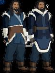 Avatar: The Legend of Korra - Tonraq by ag121798
