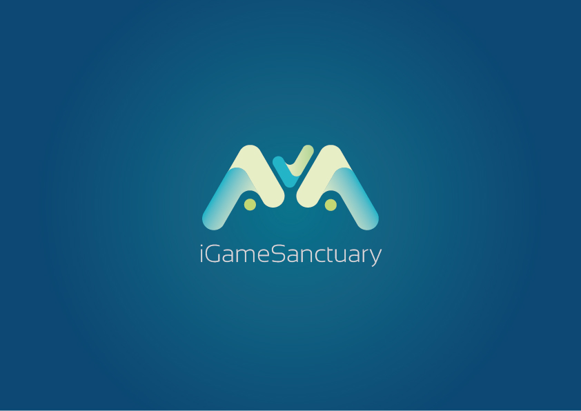 iGameSanctuary Logo Design by Resetblue