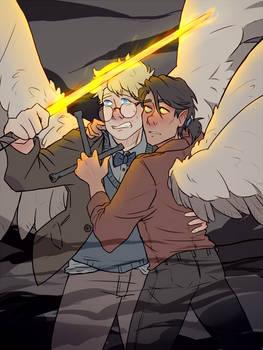 I'll protect you!