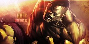 Hulk Unlimited by TraBaNtzeL23