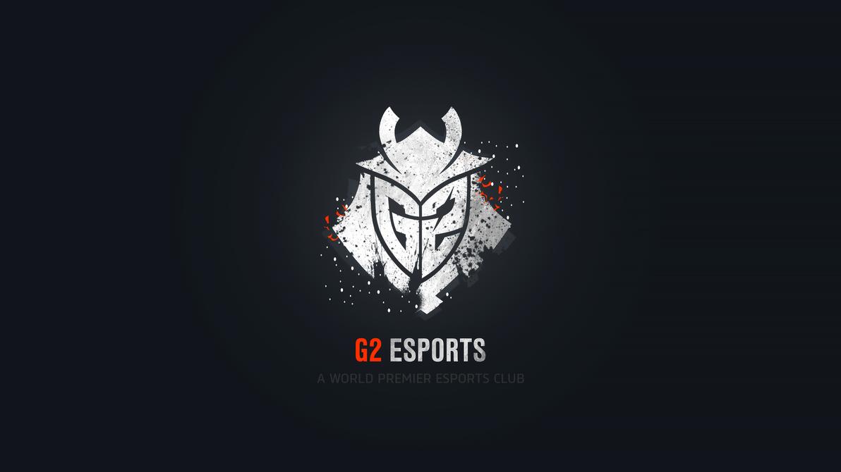 G2 Esports Pubg Wallpaper 2: G2 Esports Wallpaper White Logo By TraBaNtzeL23 On DeviantArt