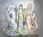 The Gorgon Sisters