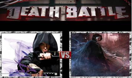 Death Battle- Kylar Stern vs Vin Venture by masterofhorr