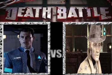 Connor(Detroit: Become Human) vs Nick (Fallout 4)