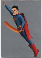 Superman by yabanji