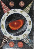 Eye of Destiny by yabanji