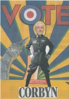 VOTE FOR CORBYN by yabanji