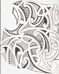Forearm sleeve design