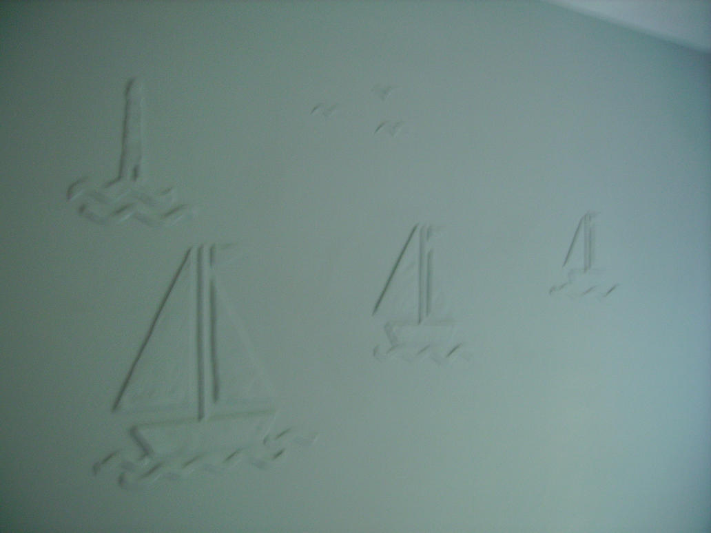 More plaster wall design by St8art on deviantART
