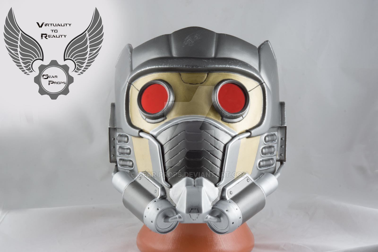 Guardians of the Galaxy StarLord Helmet Mask Halloween