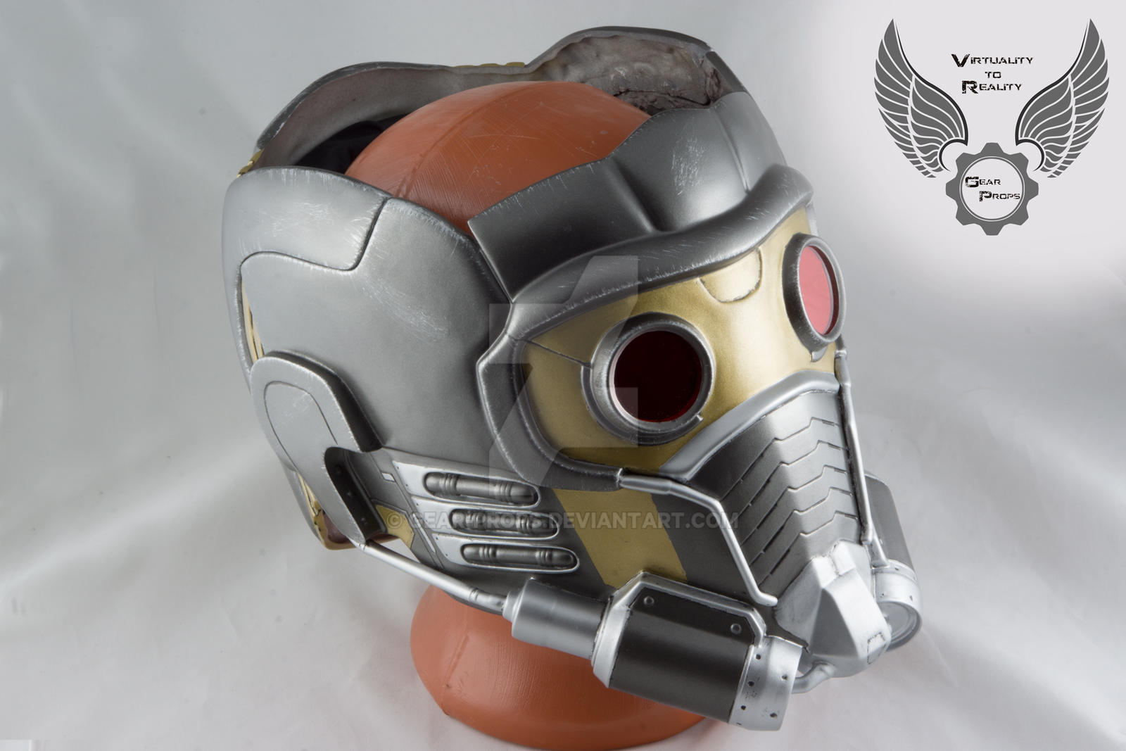 Star Lord helmet from Guardians of the galaxy by Gear ...