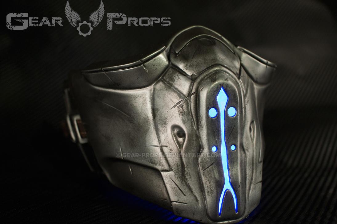 Sub-Zero Mask from Mortal Kombat X (Gear Props) by Gear ...