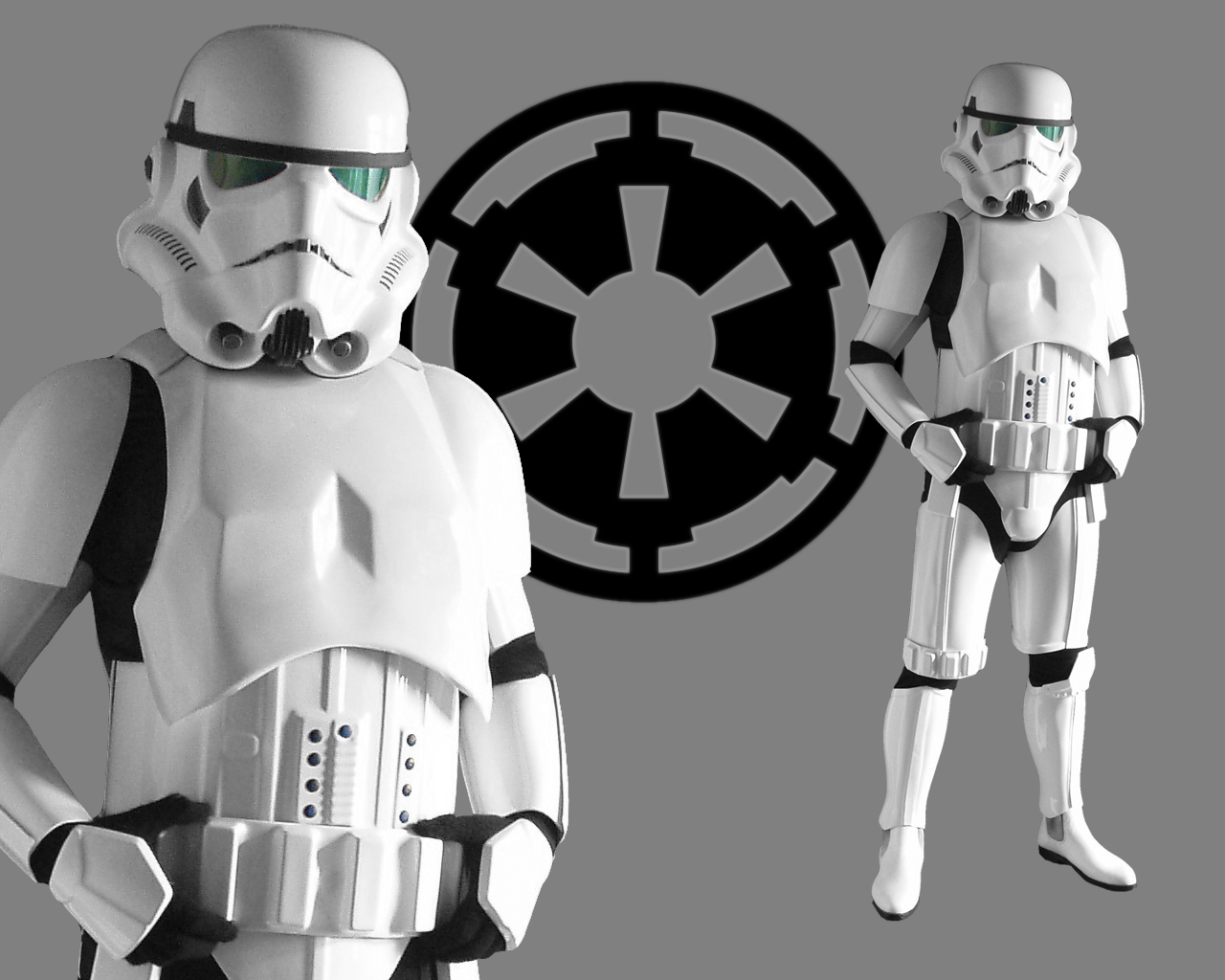 501st stormtrooper costume by obihahn on deviantart - Stormtrooper suit wallpaper ...