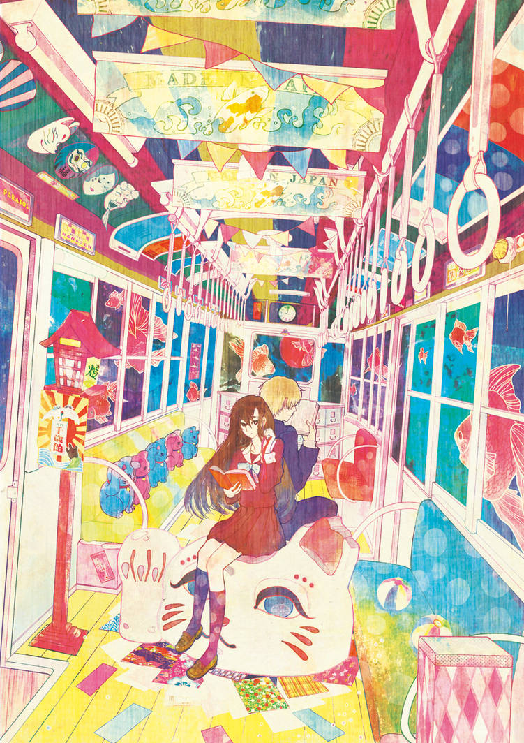 japan by kubo-isako