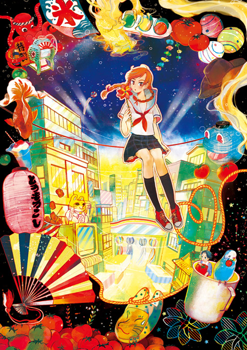 Strange festival capriccio by kubo-isako