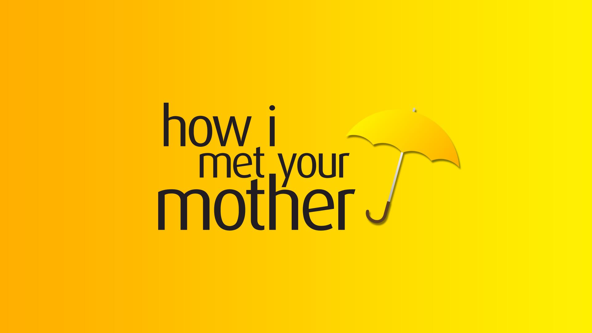 Wallpaper How I Met You Mother By Suzigan96 On Deviantart
