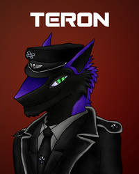 Conbadge - Teron by James-Foxtaur