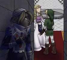 Link, I am Zelda by TGP