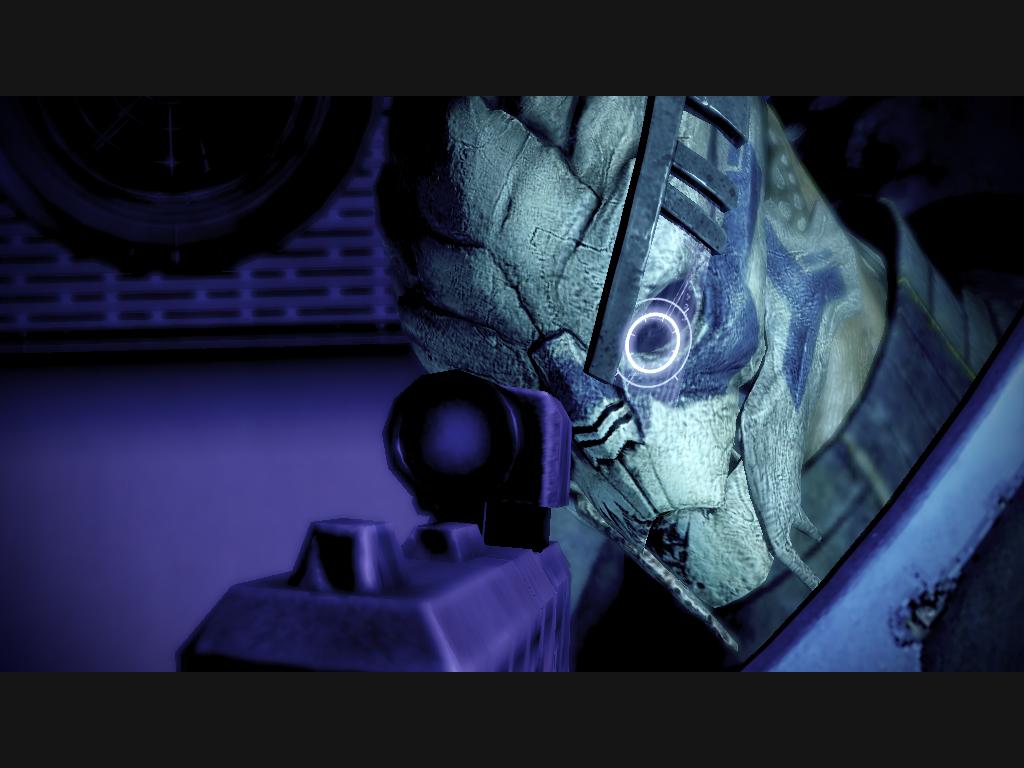 Mass Effect 2 Garrus by Homicide-Crabs