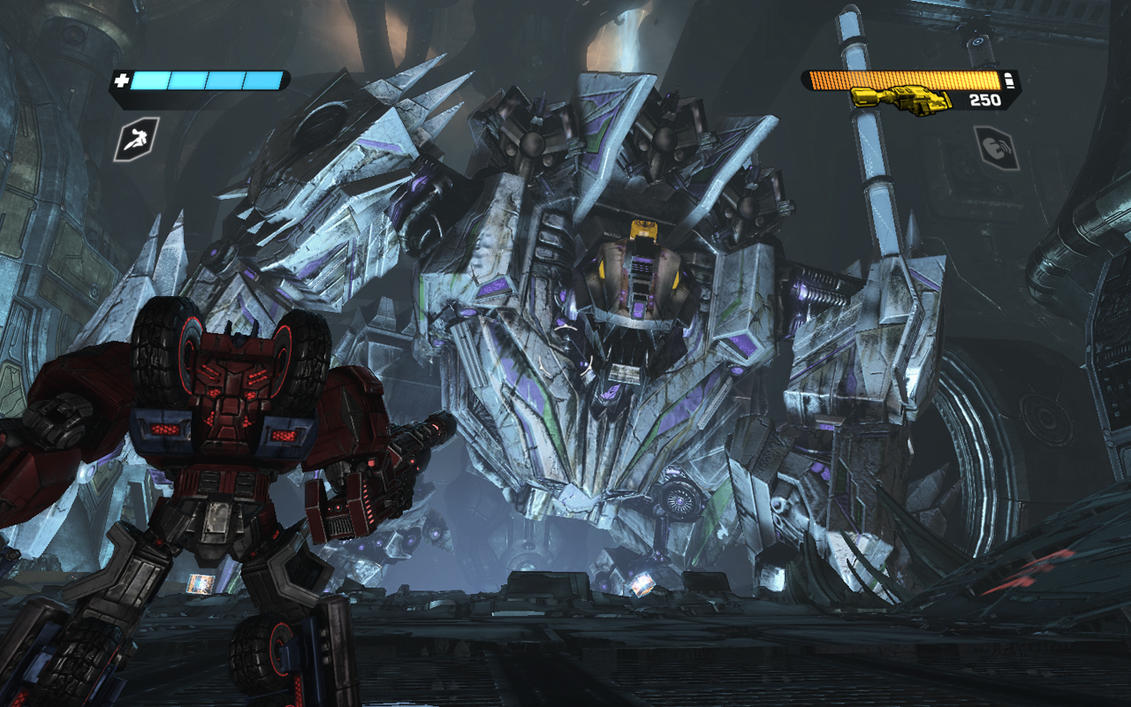 War For Cybertron Trypticon by Homicide-CrabsTrypticon War For Cybertron Toy