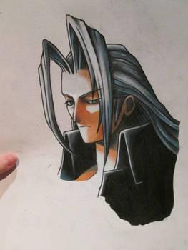 Sephiroth W.I.P