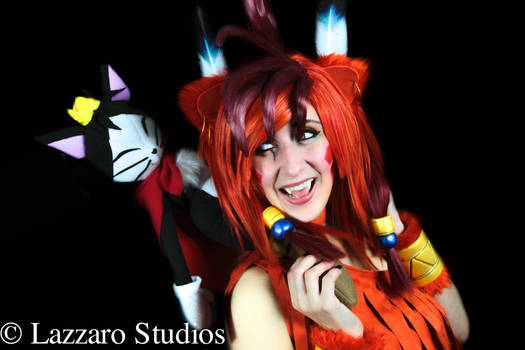 Red XIII 7