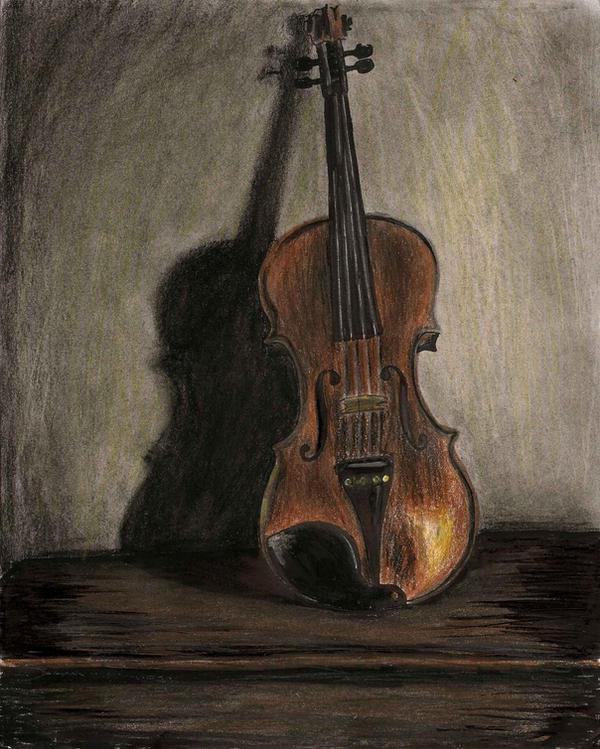 Violin Wallpaper: Violin By Bananaboo2 On DeviantArt