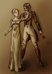 Phantom of the Opera: Regency by bananaboo2