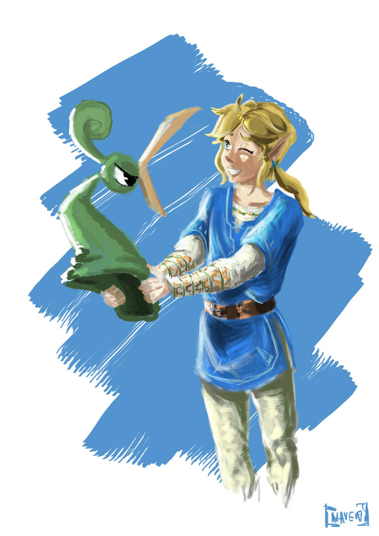 Link by zoxielm