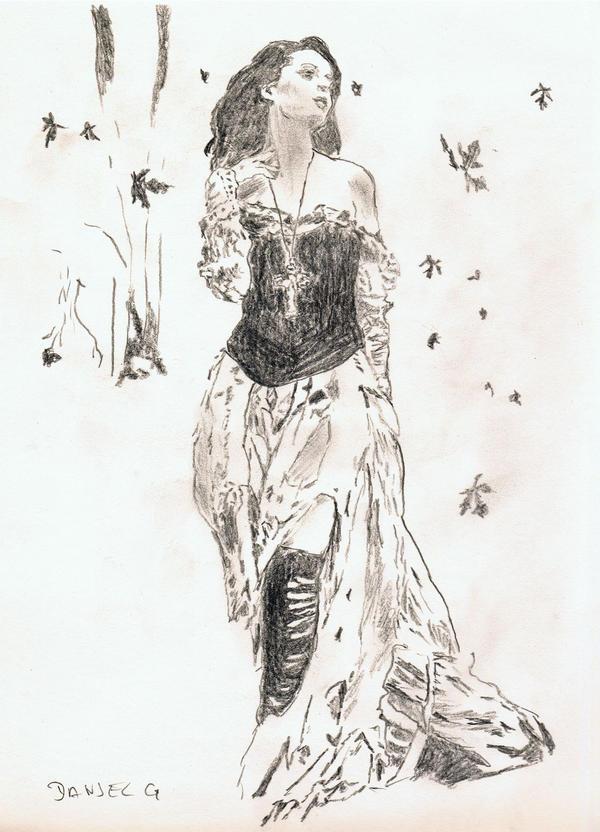 Fantasy(drawing) by danijelg on DeviantArt