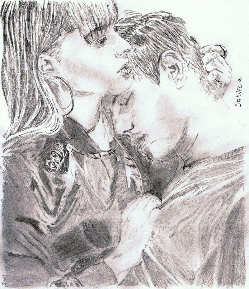 Love Sketch by danijelg on DeviantArt