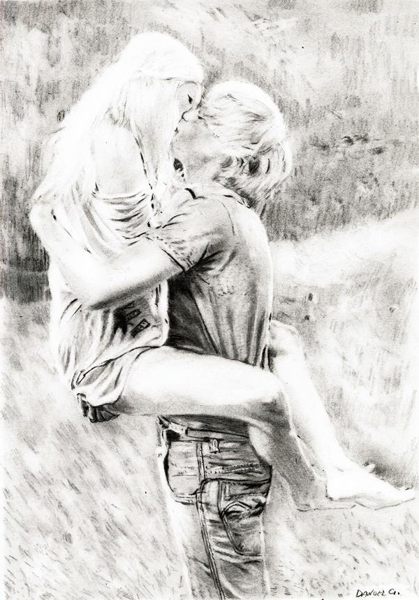 more love... pencil by danijelg on DeviantArt