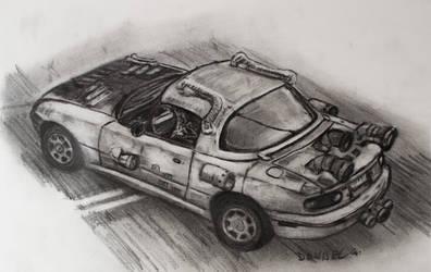 a car you say... drawing/sketch