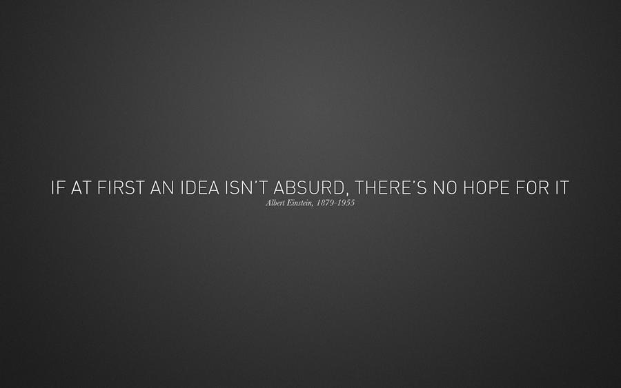 Quote by Albert Einstein by anouke