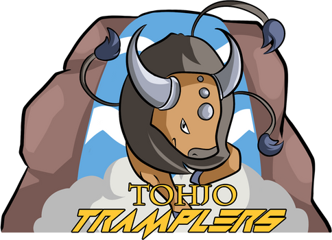 Tohjo Tramplers Logo