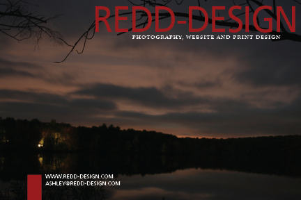 Redd-Design Postcard Front by redd-design
