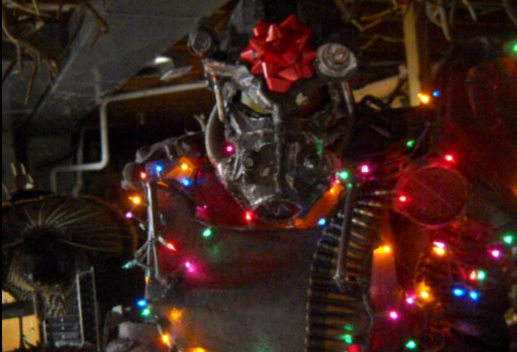 Nuka Cola Christmas by TwistedDreamsCosplay