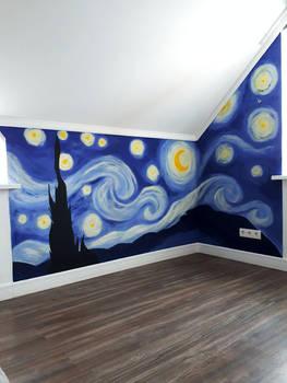 The Starry Night (Vincent van Gogh)