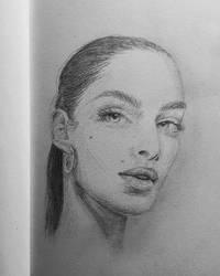 Portrait challenge #7