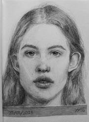 Portrait challenge #11